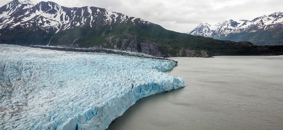 Flight Tours to Colony Glacier Near Anchorage - Legends Aviation
