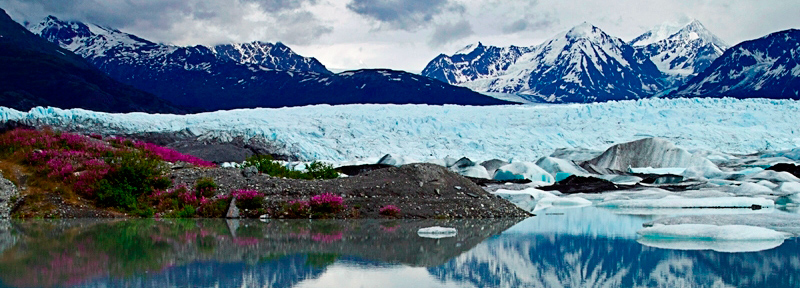 Knik Glacier Tours Near Anchorage with Legends Aviation